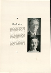 Page 10, 1936 Edition, West Bend High School - Bend Yearbook (West Bend, WI) online yearbook collection