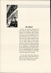 Page 12, 1936 Edition, West Bend High School - Bend Yearbook (West Bend, WI) online yearbook collection