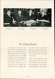 Page 14, 1936 Edition, West Bend High School - Bend Yearbook (West Bend, WI) online yearbook collection