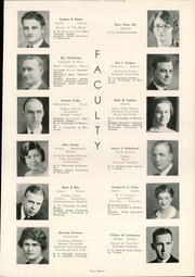 Page 15, 1936 Edition, West Bend High School - Bend Yearbook (West Bend, WI) online yearbook collection