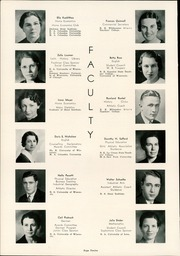Page 16, 1936 Edition, West Bend High School - Bend Yearbook (West Bend, WI) online yearbook collection