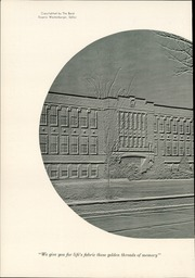 Page 6, 1936 Edition, West Bend High School - Bend Yearbook (West Bend, WI) online yearbook collection
