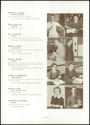 Page 14, 1938 Edition, West Bend High School - Bend Yearbook (West Bend, WI) online yearbook collection