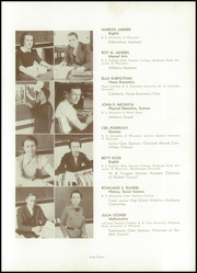 Page 15, 1938 Edition, West Bend High School - Bend Yearbook (West Bend, WI) online yearbook collection