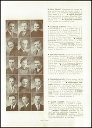 Page 17, 1938 Edition, West Bend High School - Bend Yearbook (West Bend, WI) online yearbook collection