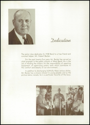 Page 8, 1938 Edition, West Bend High School - Bend Yearbook (West Bend, WI) online yearbook collection