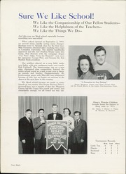 Page 12, 1942 Edition, West Bend High School - Bend Yearbook (West Bend, WI) online yearbook collection