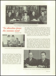 Page 11, 1947 Edition, West Bend High School - Bend Yearbook (West Bend, WI) online yearbook collection