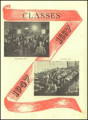 Page 13, 1947 Edition, West Bend High School - Bend Yearbook (West Bend, WI) online yearbook collection
