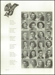 Page 16, 1947 Edition, West Bend High School - Bend Yearbook (West Bend, WI) online yearbook collection