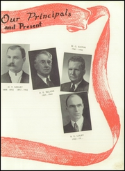 Page 9, 1947 Edition, West Bend High School - Bend Yearbook (West Bend, WI) online yearbook collection