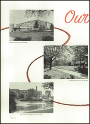 Page 8, 1954 Edition, West Bend High School - Bend Yearbook (West Bend, WI) online yearbook collection