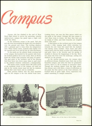 Page 9, 1954 Edition, West Bend High School - Bend Yearbook (West Bend, WI) online yearbook collection