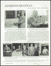 Page 12, 1957 Edition, West Bend High School - Bend Yearbook (West Bend, WI) online yearbook collection