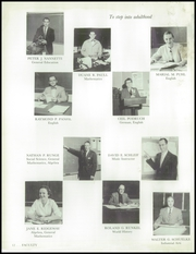 Page 16, 1957 Edition, West Bend High School - Bend Yearbook (West Bend, WI) online yearbook collection
