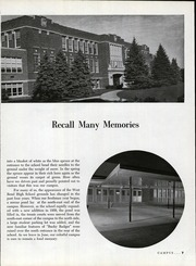 Page 13, 1961 Edition, West Bend High School - Bend Yearbook (West Bend, WI) online yearbook collection