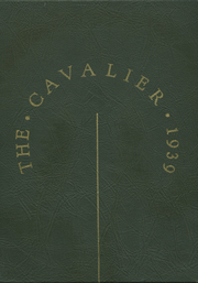 Page 1, 1939 Edition, Pulaski High School - Cavalier Yearbook (Milwaukee, WI) online yearbook collection