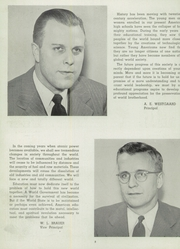 Page 12, 1947 Edition, Pulaski High School - Cavalier Yearbook (Milwaukee, WI) online yearbook collection