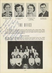 Page 13, 1948 Edition, Pulaski High School - Cavalier Yearbook (Milwaukee, WI) online yearbook collection