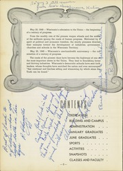 Page 6, 1948 Edition, Pulaski High School - Cavalier Yearbook (Milwaukee, WI) online yearbook collection