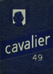 1949 Edition, Pulaski High School - Cavalier Yearbook (Milwaukee, WI)