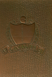 1951 Edition, Pulaski High School - Cavalier Yearbook (Milwaukee, WI)