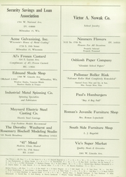Page 171, 1955 Edition, Pulaski High School - Cavalier Yearbook (Milwaukee, WI) online yearbook collection
