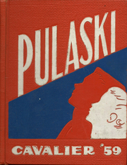 Pulaski High School - Cavalier Yearbook (Milwaukee, WI) online yearbook collection, 1959 Edition, Page 1