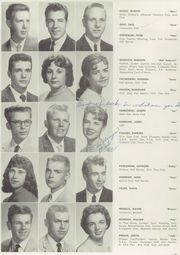 Page 59, 1959 Edition, Pulaski High School - Cavalier Yearbook (Milwaukee, WI) online yearbook collection