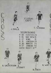 Page 114, 1960 Edition, Pulaski High School - Cavalier Yearbook (Milwaukee, WI) online yearbook collection
