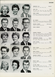 Page 29, 1960 Edition, Pulaski High School - Cavalier Yearbook (Milwaukee, WI) online yearbook collection