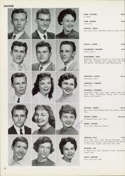 Page 32, 1960 Edition, Pulaski High School - Cavalier Yearbook (Milwaukee, WI) online yearbook collection