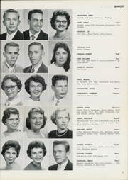 Page 35, 1960 Edition, Pulaski High School - Cavalier Yearbook (Milwaukee, WI) online yearbook collection