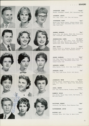 Page 37, 1960 Edition, Pulaski High School - Cavalier Yearbook (Milwaukee, WI) online yearbook collection