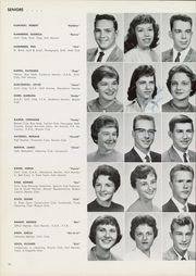 Page 38, 1960 Edition, Pulaski High School - Cavalier Yearbook (Milwaukee, WI) online yearbook collection