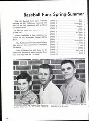 Page 132, 1963 Edition, Pulaski High School - Cavalier Yearbook (Milwaukee, WI) online yearbook collection