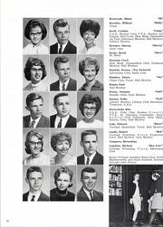 Page 84, 1963 Edition, Pulaski High School - Cavalier Yearbook (Milwaukee, WI) online yearbook collection