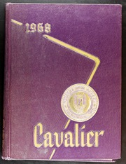 Pulaski High School - Cavalier Yearbook (Milwaukee, WI) online yearbook collection, 1968 Edition, Page 1