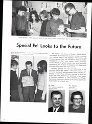 Page 100, 1968 Edition, Pulaski High School - Cavalier Yearbook (Milwaukee, WI) online yearbook collection
