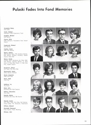 Page 155, 1968 Edition, Pulaski High School - Cavalier Yearbook (Milwaukee, WI) online yearbook collection