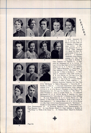 Page 10, 1934 Edition, Ashland High School - Wawata Yearbook (Ashland, WI) online yearbook collection