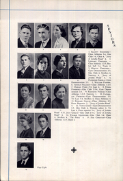 Page 12, 1934 Edition, Ashland High School - Wawata Yearbook (Ashland, WI) online yearbook collection
