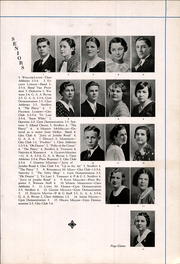 Page 15, 1934 Edition, Ashland High School - Wawata Yearbook (Ashland, WI) online yearbook collection