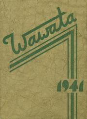 1941 Edition, Ashland High School - Wawata Yearbook (Ashland, WI)