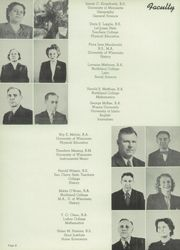Page 12, 1947 Edition, Ashland High School - Wawata Yearbook (Ashland, WI) online yearbook collection