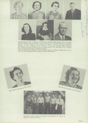 Page 13, 1947 Edition, Ashland High School - Wawata Yearbook (Ashland, WI) online yearbook collection