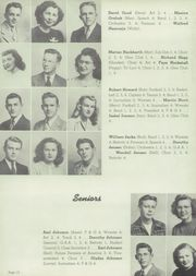 Page 17, 1947 Edition, Ashland High School - Wawata Yearbook (Ashland, WI) online yearbook collection