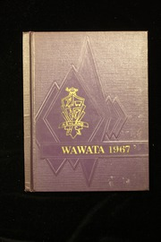 1967 Edition, Ashland High School - Wawata Yearbook (Ashland, WI)