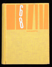 1968 Edition, Ashland High School - Wawata Yearbook (Ashland, WI)