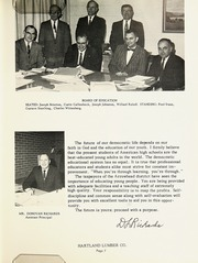 Page 11, 1961 Edition, Arrowhead High School - Warhawk Yearbook (Hartland, WI) online yearbook collection